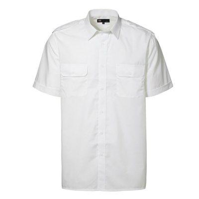 ID Pilotskjorte | kortærmet