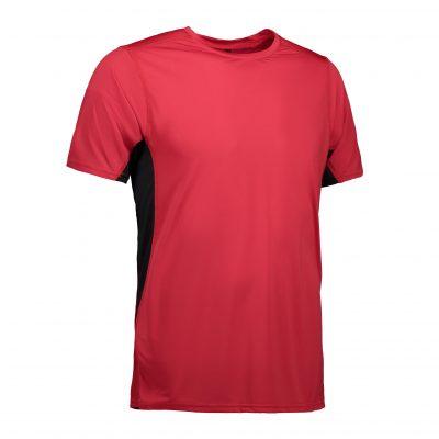 ID GAME Active herre T-shirt|mesh