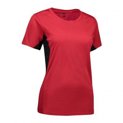 ID GAME Active dame T-shirt| mesh